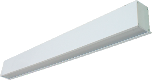 Row led blanco