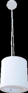 Luminario tipo cilindrico